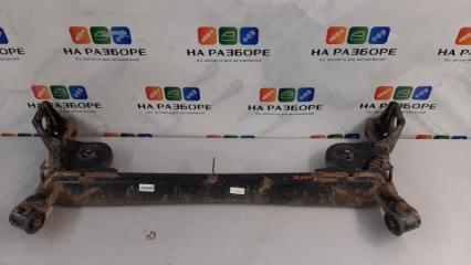 Балка подвески задняя LADA Largus R90 K4M БУ