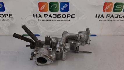 Фланец системы охлаждения Hyundai Santa Fe DM D4HB БУ