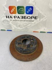 Тормозной диск задний KIA RIO 3 БУ