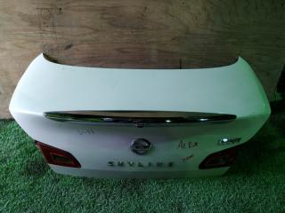 Запчасть крышка багажника Infiniti G25 2006-2009