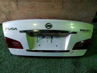 Запчасть крышка багажника Infiniti M35 2010-2014