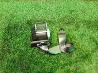 Запчасть ремень безопасности задний Citroen C5 2012