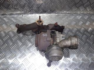 Турбина Passat 2006 B6 2.0