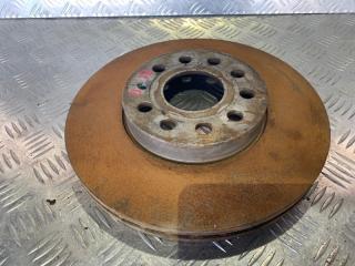 Запчасть диск тормозной передний Volkswagen Passat 2008