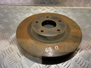 Запчасть диск тормозной передний Nissan Teana 2008