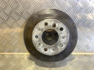 Запчасть диск тормозной задний BMW 1-Series 2008