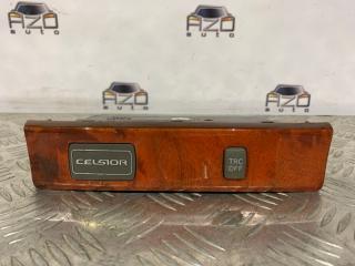 Запчасть накладка декоративная на консоль Lexus LS430 2003