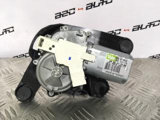 Мотор стеклоочистителя задний Peugeot 3008 1 1.6
