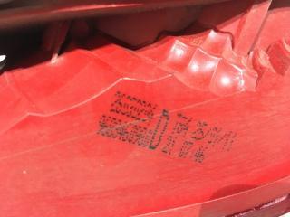 Фонарь правый 3008 2012 1 1.6