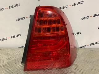 Запчасть фонарь правый BMW 3 2011
