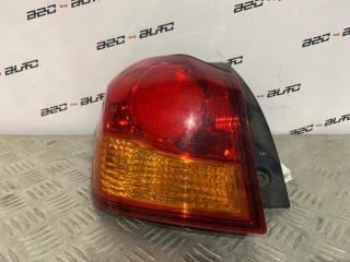 Запчасть фонарь левый Mitsubishi ASX 2010