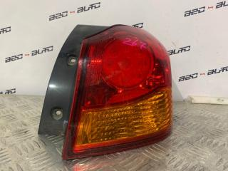 Запчасть фонарь правый Mitsubishi ASX 2010