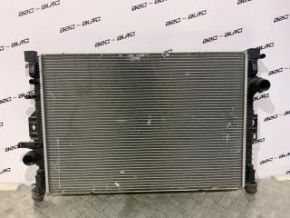 Запчасть радиатор охлаждения двигателя Volvo V70 2008