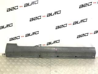 Запчасть накладка на порог передняя левая Chevrolet Captiva 2012