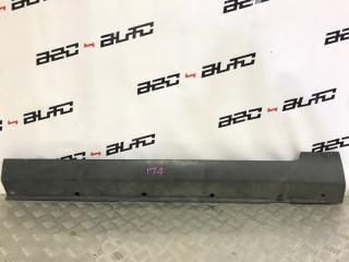 Запчасть накладка на порог передняя правая Chevrolet Captiva 2012
