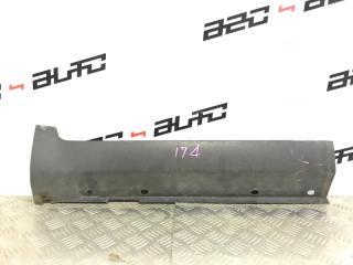 Запчасть накладка на порог задняя правая Chevrolet Captiva 2012