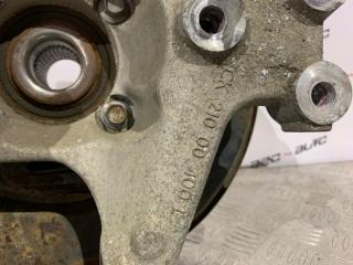 Кулак задний левый Captiva 2012 C140 2.4