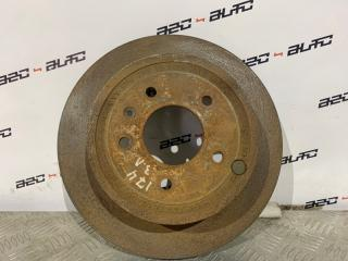 Диск тормозной задний Chevrolet Captiva 2012 C140 2.4 20968395 контрактная
