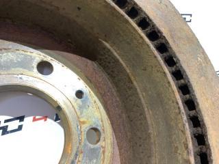 Диск тормозной задний Chevrolet Captiva C140 2.4