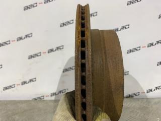 Диск тормозной задний Captiva 2012 C140 2.4