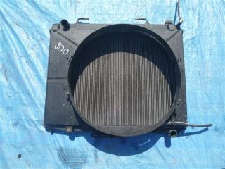 Радиатор ДВС Mitsubishi Pajero 2000