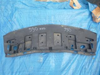 Защита бампера передняя Nissan Note 2012