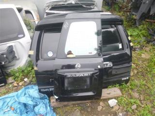 Дверь задняя Nissan Safari 2004