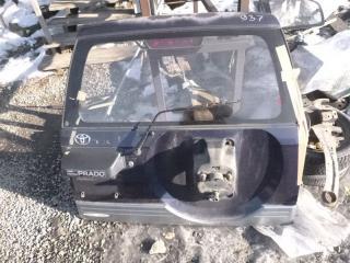 Дверь задняя Toyota Land Cruiser Prado 1997