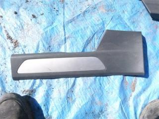 Запчасть накладка на порог салона задняя левая PORSCHE PANAMERA 2010