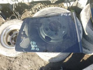 Стекло собачника заднее правое Mitsubishi Pajero