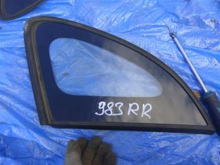 Стекло собачника заднее правое Mitsubishi RVR 2010