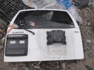 Дверь задняя Mitsubishi Pajero 2002