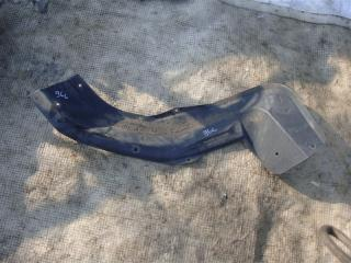 Защита горловины топливного бака Mitsubishi Pajero 1999