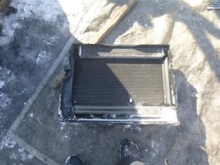 Радиатор ДВС BMW 740i 2006