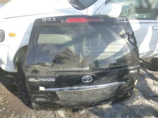 Дверь задняя Toyota Land Cruiser Prado 2007