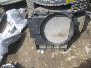 Радиатор ДВС Nissan Safari 2003