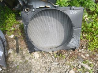 Радиатор ДВС Mitsubishi Pajero 2007