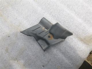 Запчасть уголок жабо левый Mitsubishi Pajero 2007