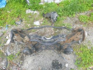 Балка задняя Mitsubishi Pajero 2007