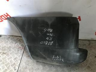 Накладка заднего бампера левая FIAT DOBLO 2008 223 БУ