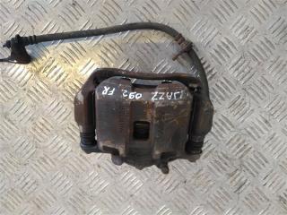 Суппорт тормозной передний правый HONDA JAZZ 2008 GG 1.3 45018TF0G00 БУ