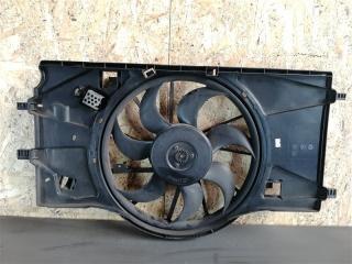 Вентилятор радиатора RENAULT LAGUNA 2009 BT БУ