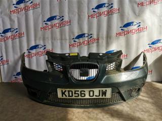 Бампер передний SEAT IBIZA 2007 6L БУ