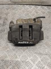 Суппорт тормозной передний левый RENAULT MASTER 2006 2.5 БУ