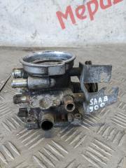 Заслонка дроссельная механическая SAAB 900 2.3 БУ