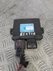 Блок электронный система предпускового подогрева SSANG YONG REXTON II БУ