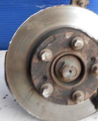 Запчасть тормозной диск передний правый SsangYong Rodius 2006-2012