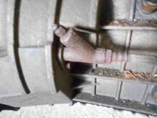 Запчасть рабочий цилиндр сцепления SsangYong Rodius 2006-2012