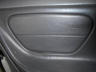 Запчасть подушка безопасности боковая (в дверь) передняя левая Mercedes-Benz M-Class 1997-2001
