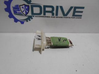 Запчасть резистор отопителя Nissan Almera 2012 - н.в.